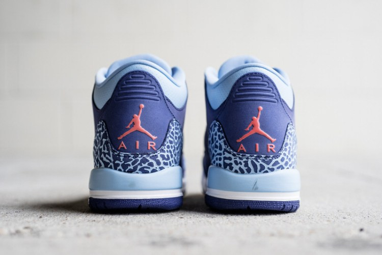 "Air Jordan 3 GG ""Dark Purple Dust"""