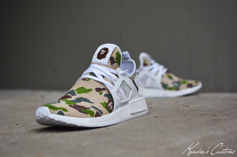 Adidas ColorBOOST NMD XR1 x Mastermind Japan Mens