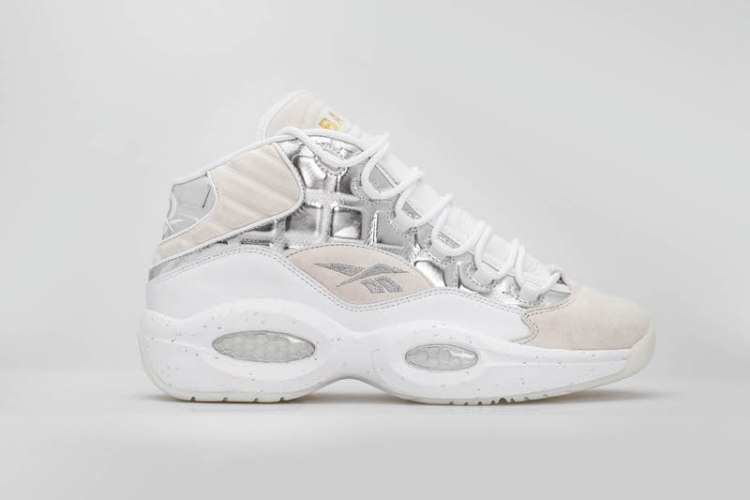 "BAIT x Reebok Question Mid ""Ice Cold"""