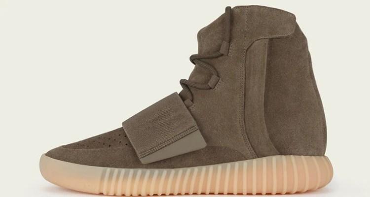 adidas Yeezy Boost 750 Light Brown