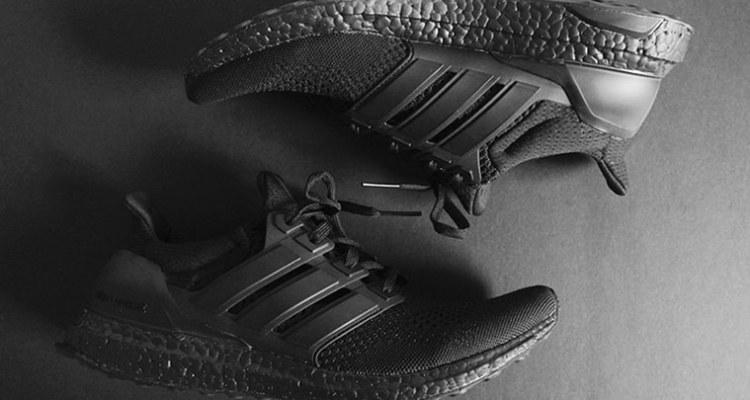 7d62069bcc7f3b adidas Ultra Boost Triple Black