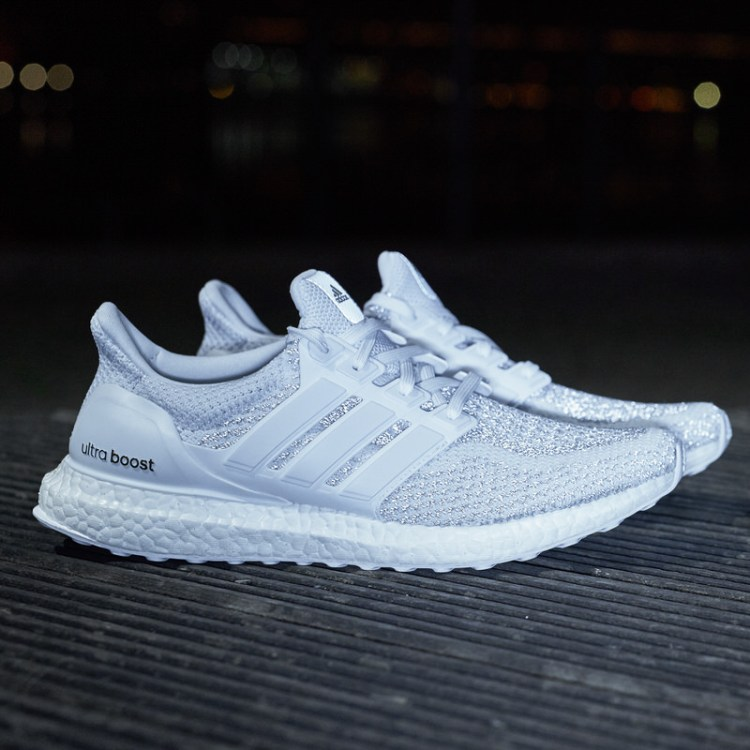 "adidas Ultra Boost ""Reflective"" White"