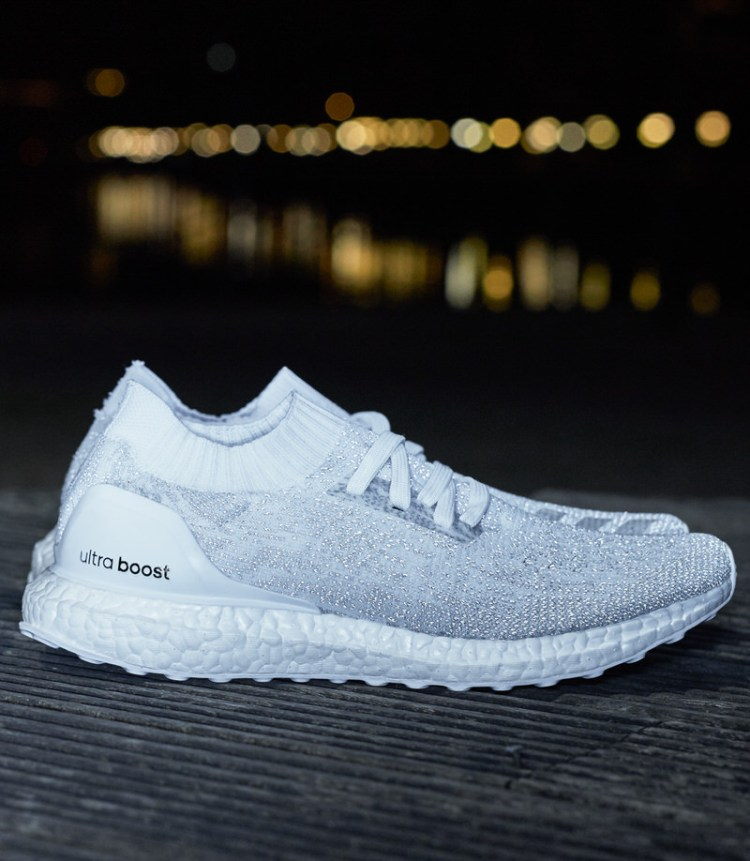 "adidas Ultra Boost Uncaged ""Reflective"" White"