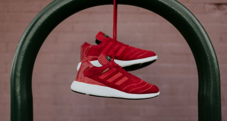 """26b384457 adidas Busenitz Pure Boost """"Red""""    Available Now"""