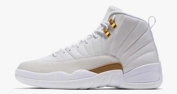 "Air Jordan 12 OVO ""White"""