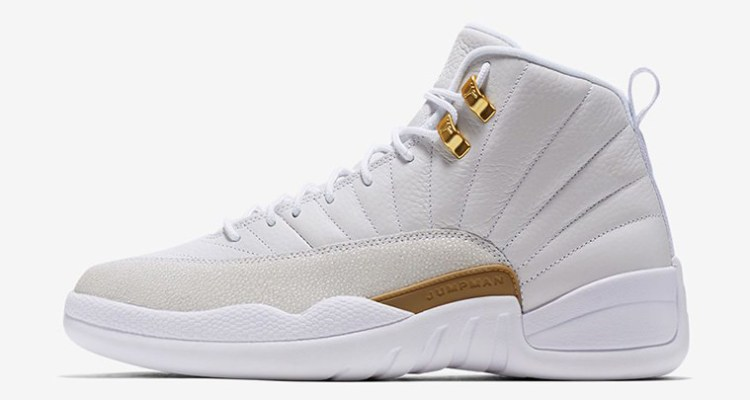 "Air Jordan 12 OVO ""White"""