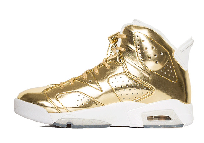 best sneakers c9861 7ea8b Air Jordan 6 Pinnacle Comes With This Gold Jumpman Hangtag ...