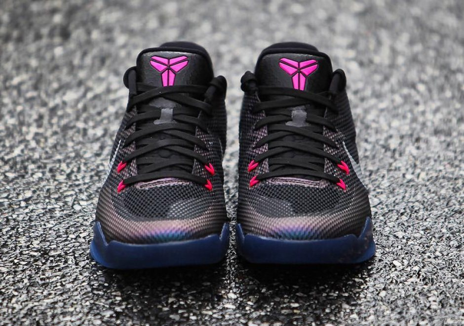 Nike Kobe VII 7 Wolf Gray Photo Blue Cheetah Camo Sz 11 (488371