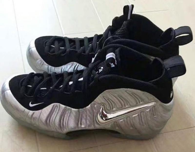 e026c4ee0f100 Nike Air Foamposite Pro Emerges in Shiny New Colorway