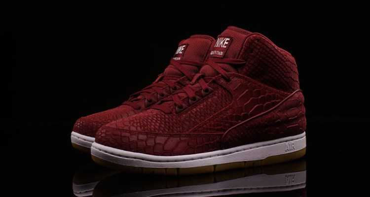 """outlet store 79910 bce62 Nike Air Python """"Team Red""""    Available Now"""