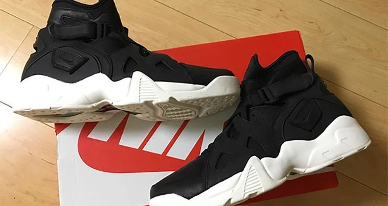 NikeLab Air Unlimited Black/White