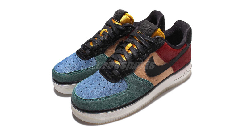 Nike Air Force 1 multicolor