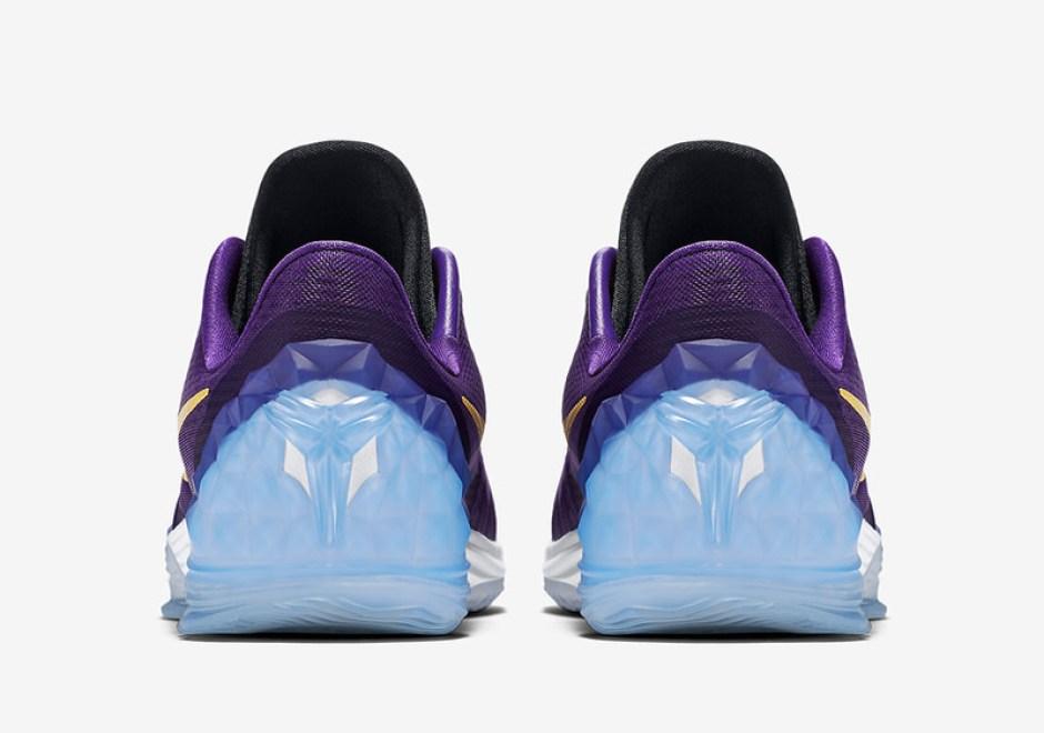premium selection 784e1 9f7c7 Nike Kobe Venomenon 5 Gets a Lakers Colorway | Nice Kicks