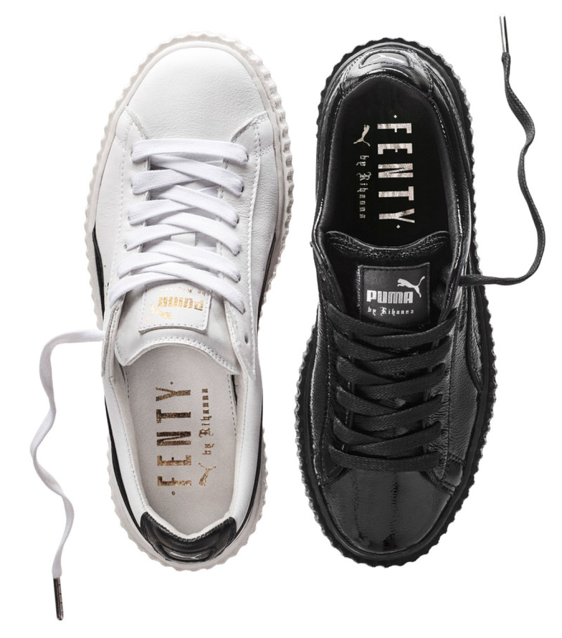 best sneakers 13948 bd284 Rihanna and PUMA Releasing Velvet Creepers Next Month | Nice ...