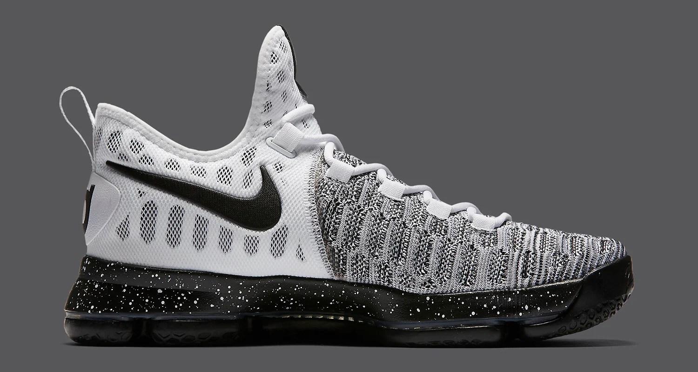 sneakers for cheap b8c3f 2216a ... sweden nike kd 9 gets oreo treatment dd3b4 6ef2f