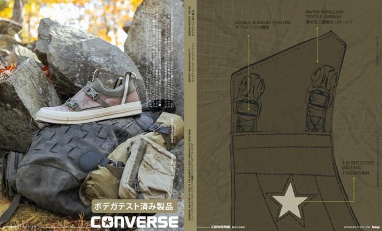Converse One Star '74 Tech