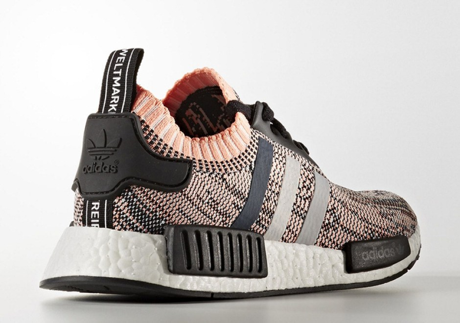 8c22ad51a120 adidas NMD R1 Primeknit Releasing in Salmon Pink Next Spring