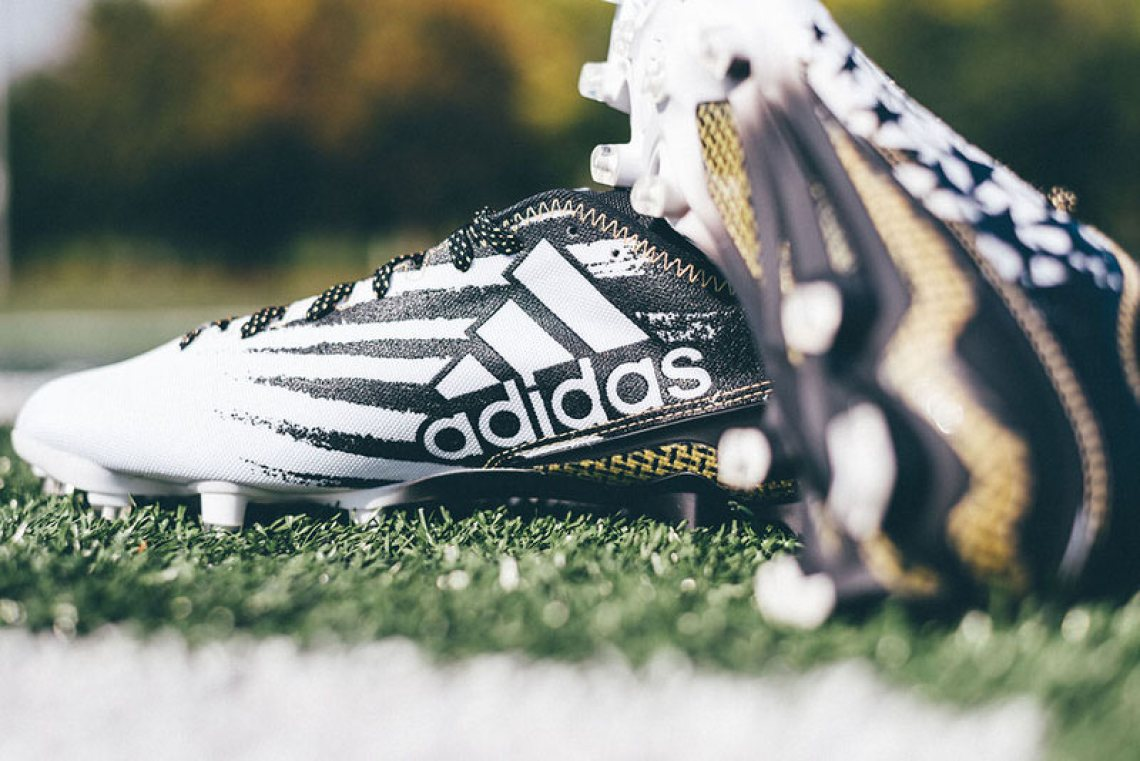 "adidas Football ""Young Patriot' Collection"
