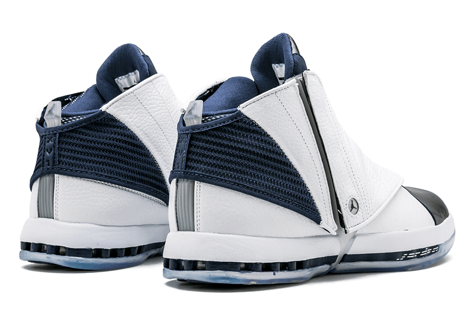 "Air Jordan 16 ""Midnight Navy"""