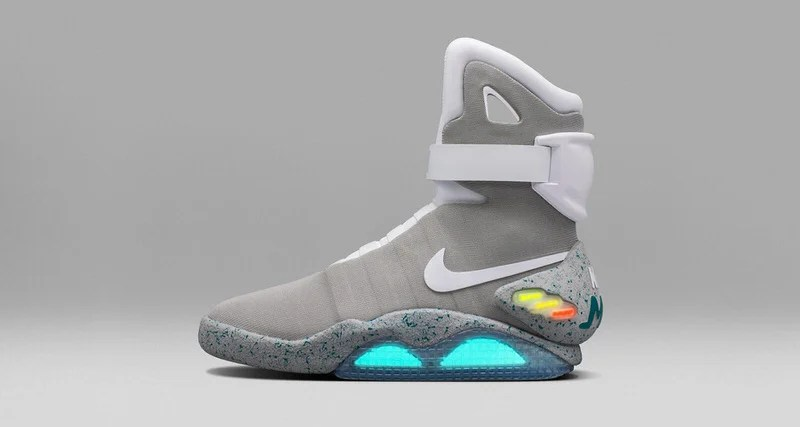 Nike MAG Goes for $200,000 at New York City Auction | Nice Kicks