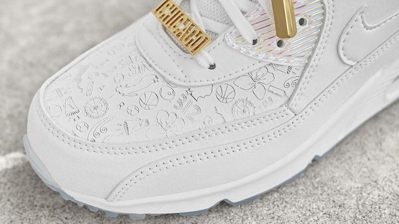 Nike Air Max 90 Laser Chicago Drops This Weekend | Nice Kicks
