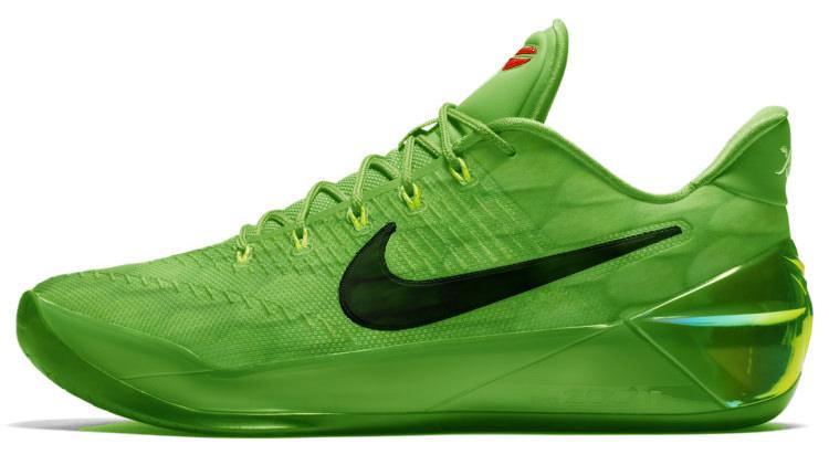 "Nike Kobe A.D. ""Grinch"""