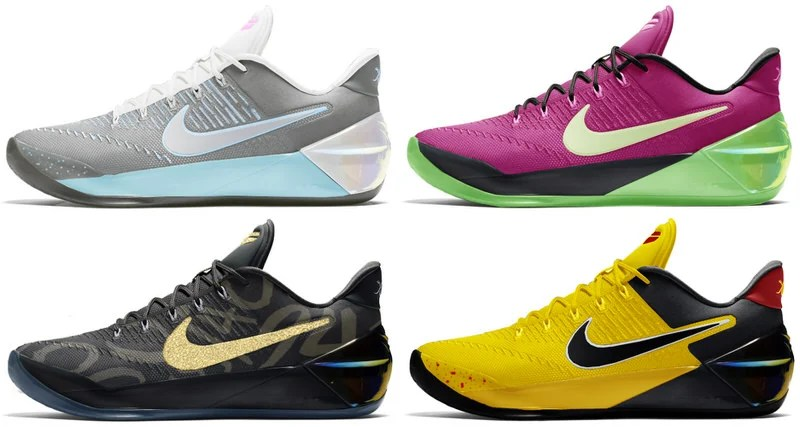 photoshop friday nike kobe a d in grail colorways nice kicks