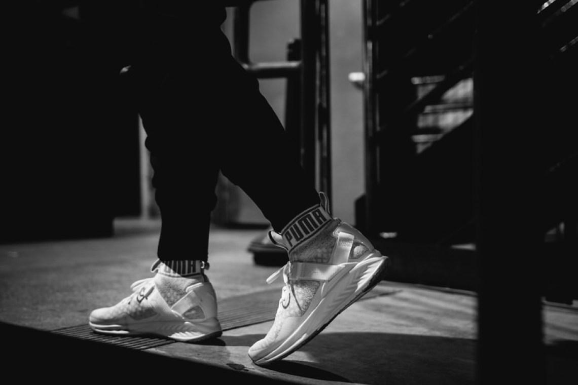 wholesale dealer dc4a1 8cbf6 The Puma Ignite EvoKnit Looks Even Better On-Foot | Nice Kicks