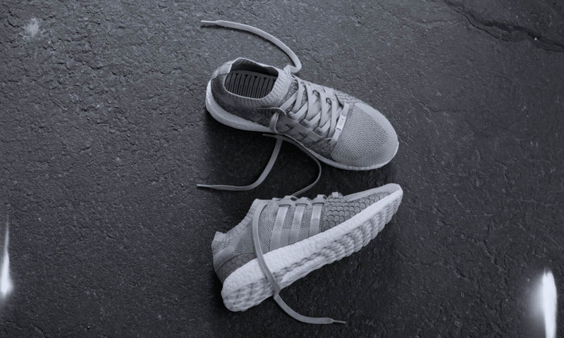 online store 5dfab 6bf2c The Next Pusha T x adidas EQT Collab Has Boost