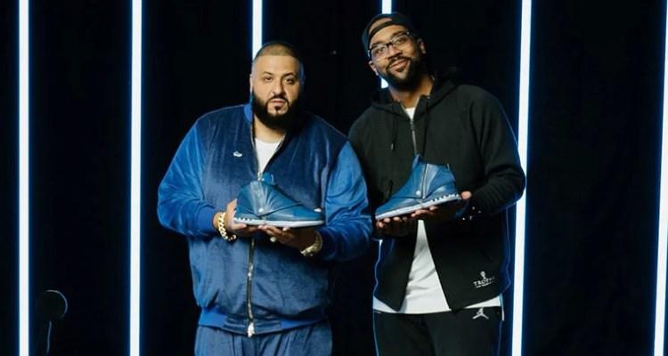 Trophy Room x Air Jordan 16 Bleu Francais