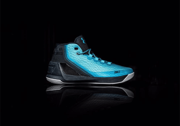 Under Armour Curry 3 Panthers