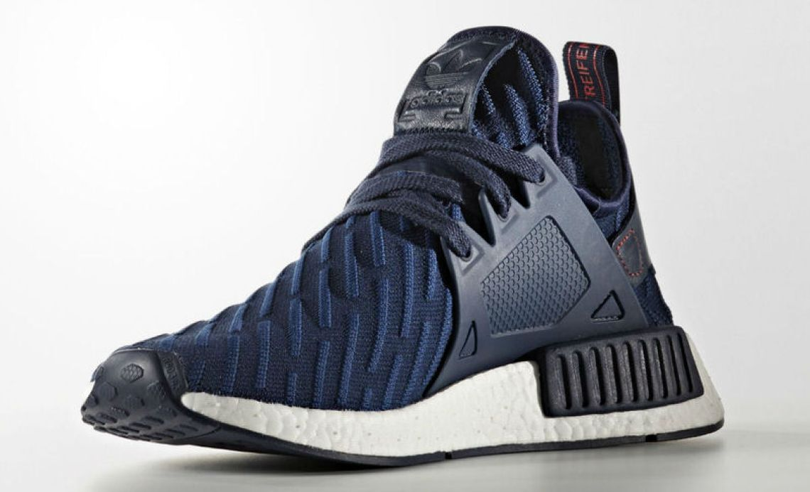 the latest 18382 c2e13 New adidas NMD XR1 Gets Tonal Blue Colorway | Nice Kicks