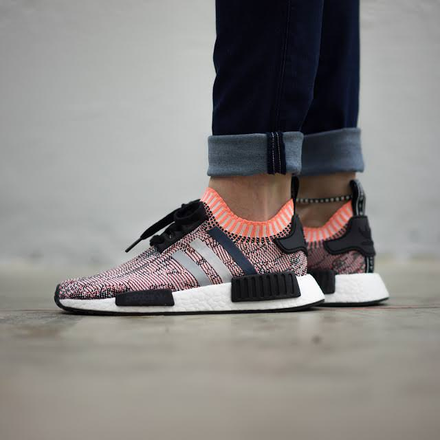 ADIDAS NMD R1 S76007 TALC CREAM (#1011809) from Palmbitt at