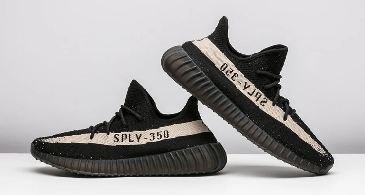 adidas Yeezy Boost 350 V2 Black/White