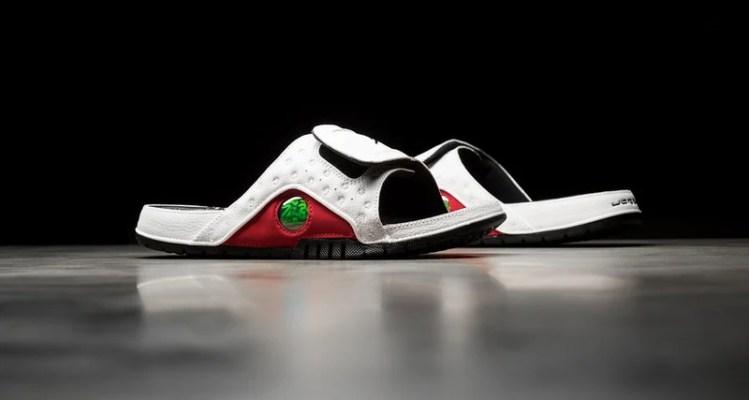 9c7f61e0d6b0e Air Jordan 13 Slides