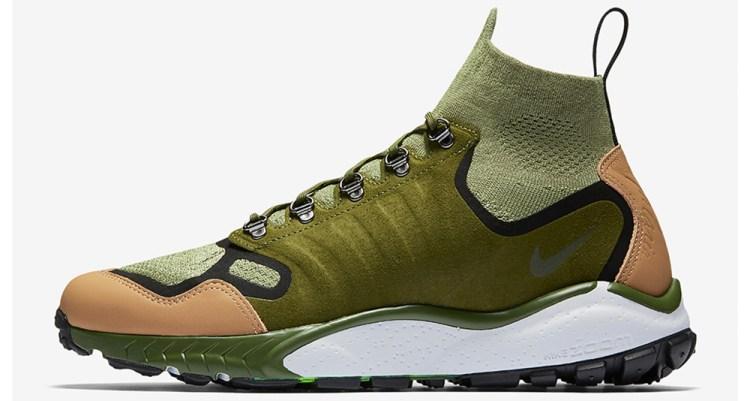 Nike Zoom Talaria Mid Olive/Vachetta Tan