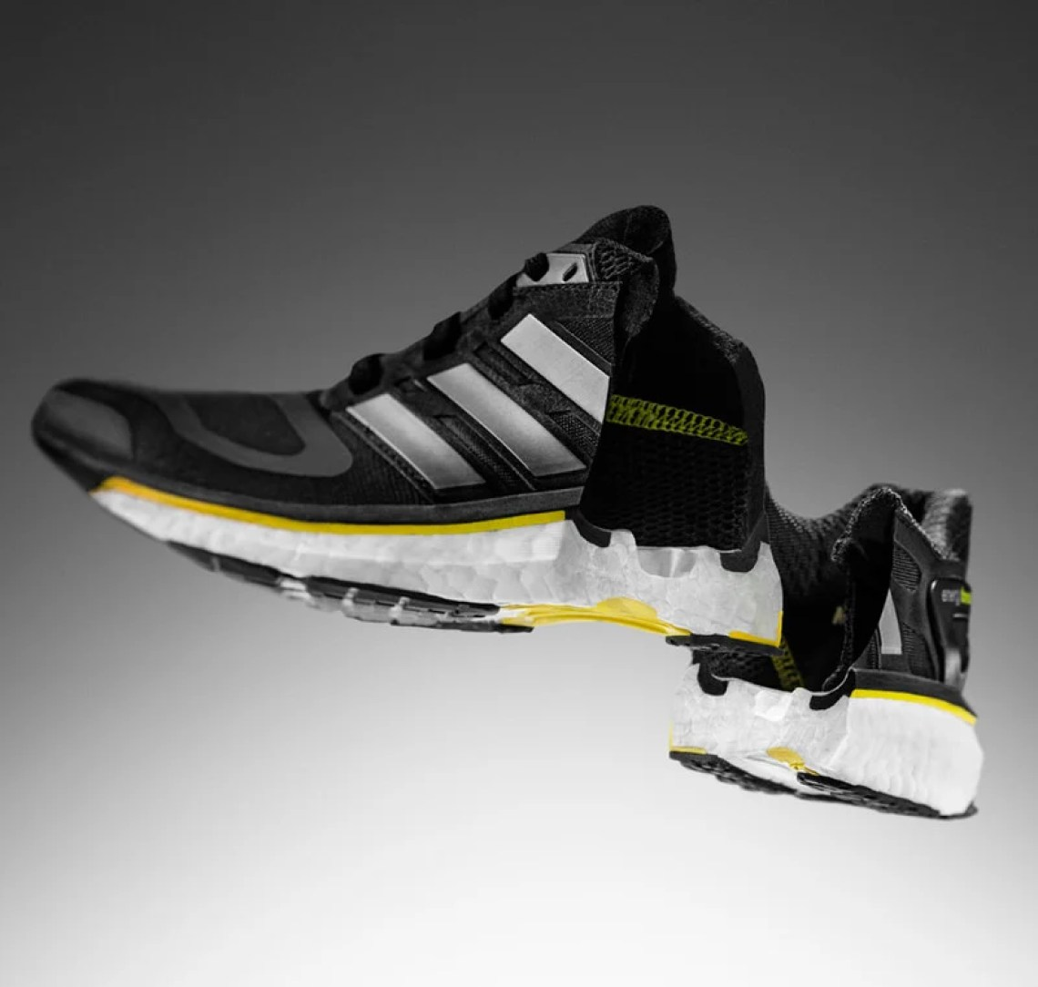 40b63a3fe51 Let s take a look back at how BOOST changed Adidas s running game forever.