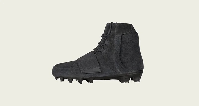 "adidas Yeezy 750 Cleat ""Black"""