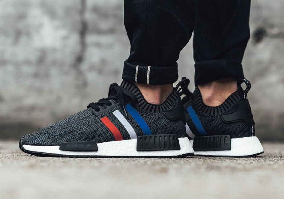 "adidas NMD R1 ""Tri-Color"" Pack"