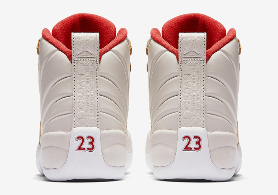 "Air Jordan 12 Retro GG ""CNY"""