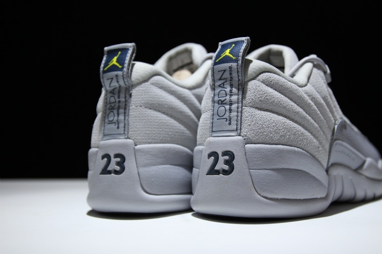 "Air Jordan 12 Low ""Wolf Grey"""
