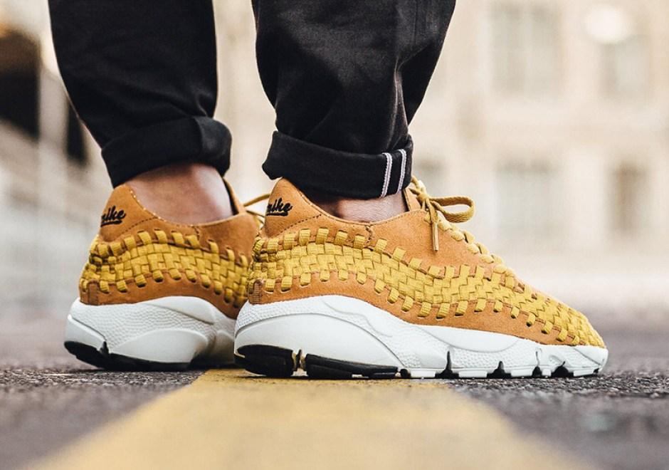 quality design 265d2 a1319 Nike Air Footscape Woven
