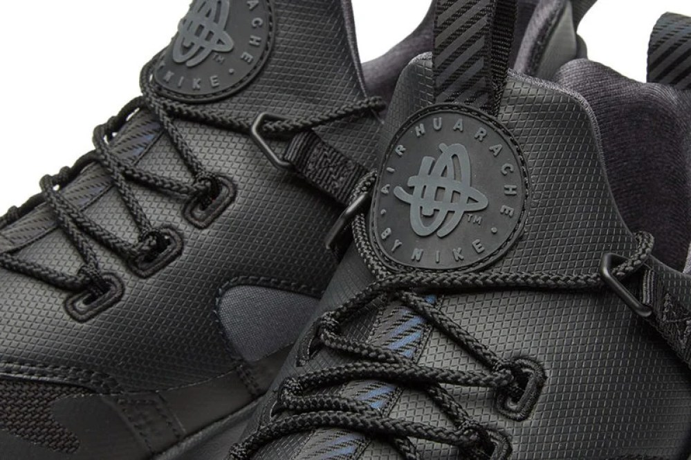 7823ab40d16f01 Nike Air Huarache Utility Gets Equipped for Winter