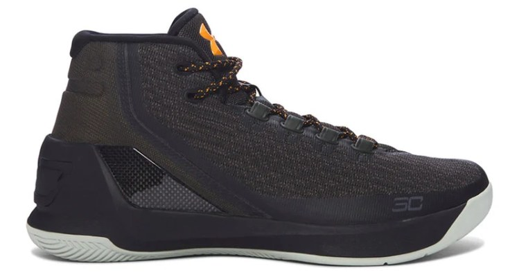 "Under Armour Curry 3 ""Flight Jacket"""