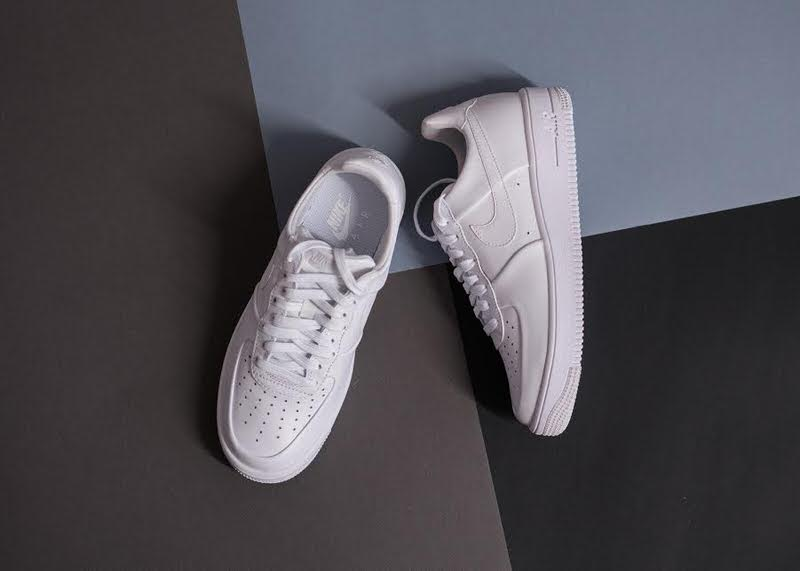 nike air force 1 ultraforce leather triple white