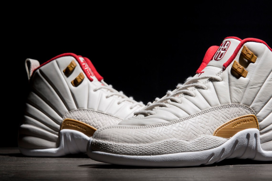 air jordan 12 chinese new year - Jordan Chinese New Year
