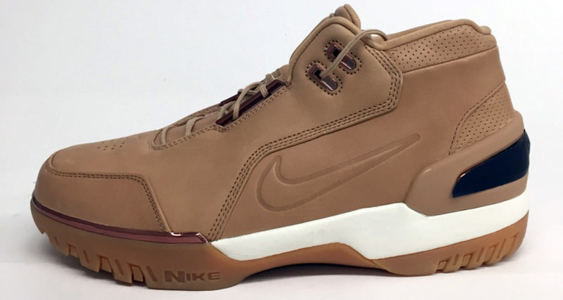 "48aa3b57a930 Nike Air Zoom Generation ""Vachetta Tan"" Reported to Release During All-Star  Weekend"