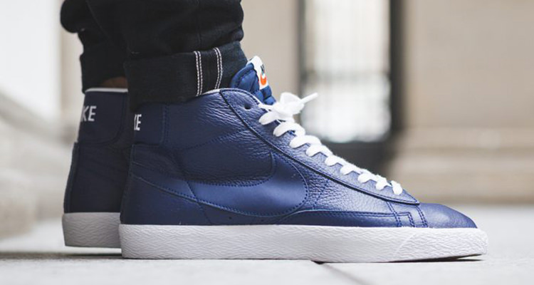 "Nike Blazer Mid ""Binary Blue"""