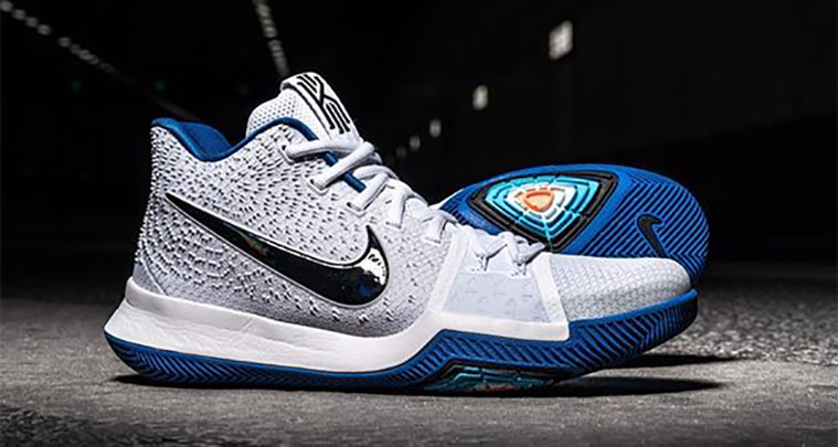 "Nike Kyrie 3 ""Hyper Cobalt"""