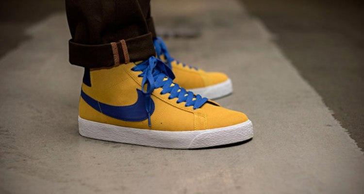 da5634cae7f9e Nike SB Blazer Mid